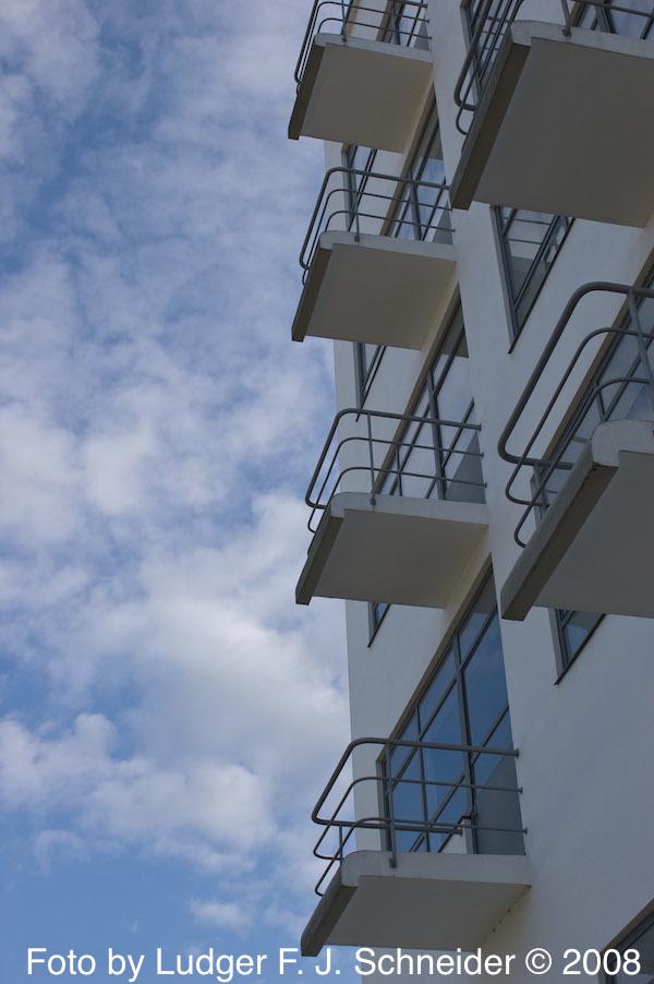 Foto Bauhaus Dessau