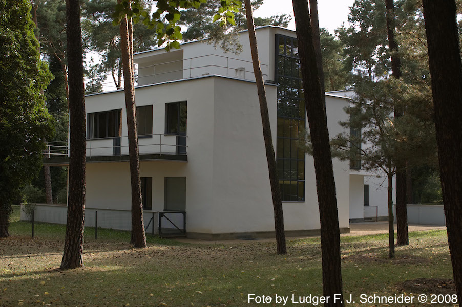 Bauhaus Dessau: Meisterhaus