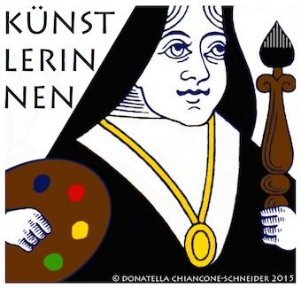 Logo Geschichte der Künstlerinnen