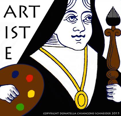 Logo Storia delle artiste